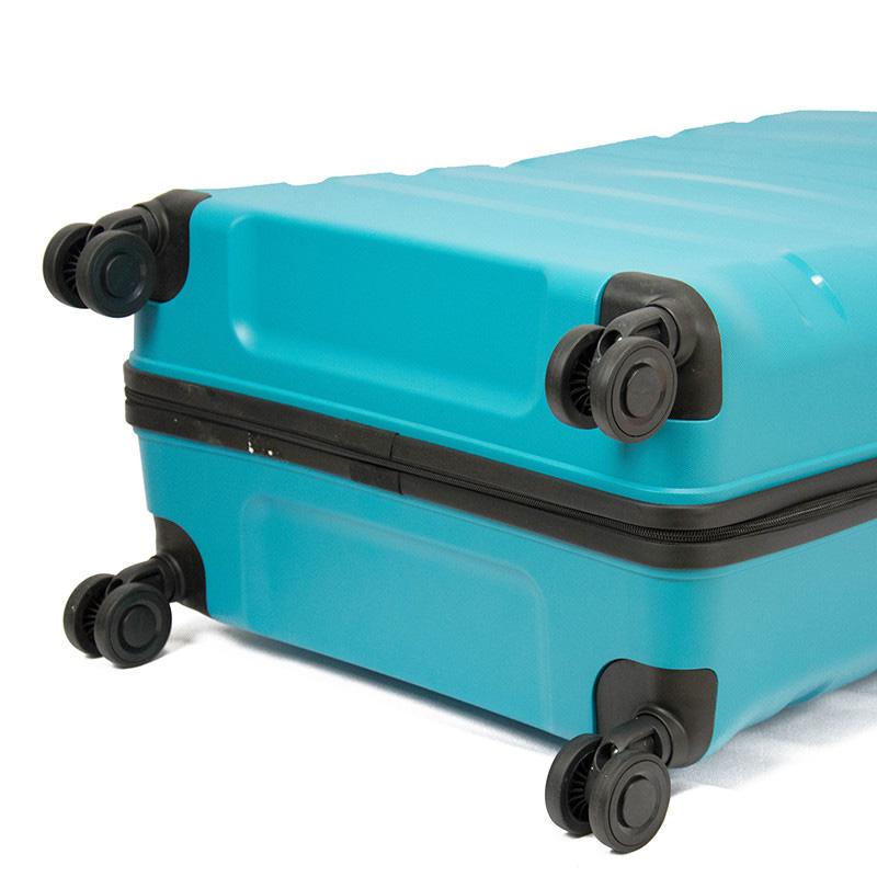 Чемодан малого размера 39x55x20см Travelite Kosmos голубого цвета