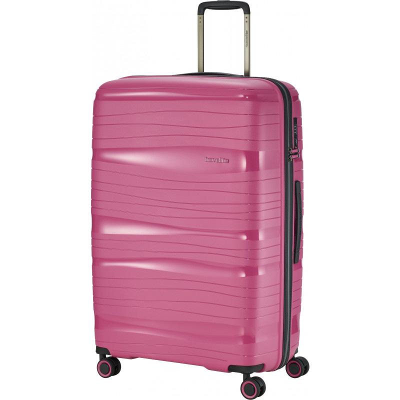 Большой чемодан 51x77x30см Travelite Motion с телескопической ручкой