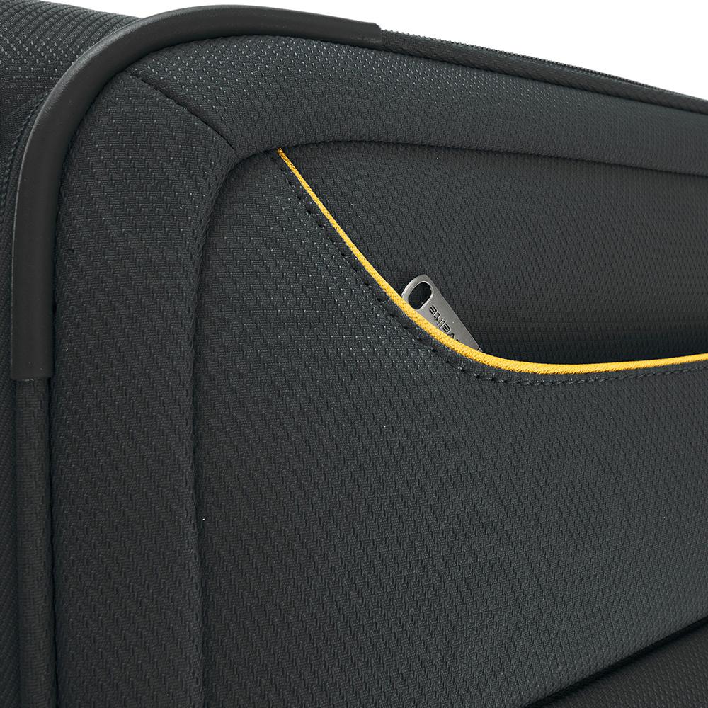 Большого размера чемодан 77x47х30-34см Travelite Solaris с функцией расширения