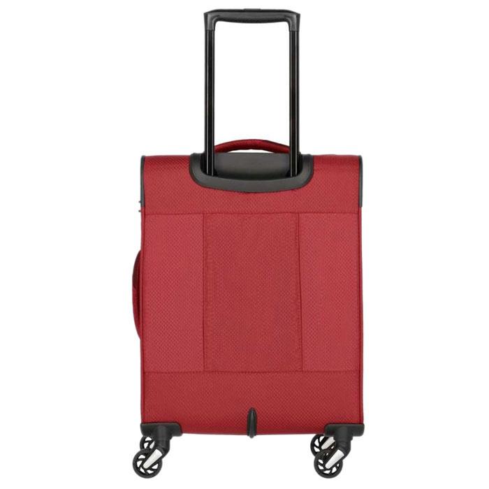 Маленький чемодан Travelite Kite красного цвета