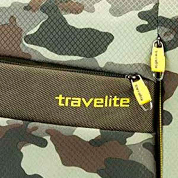 Средний чемодан Travelite Kite  42x64x27/31см на колесах