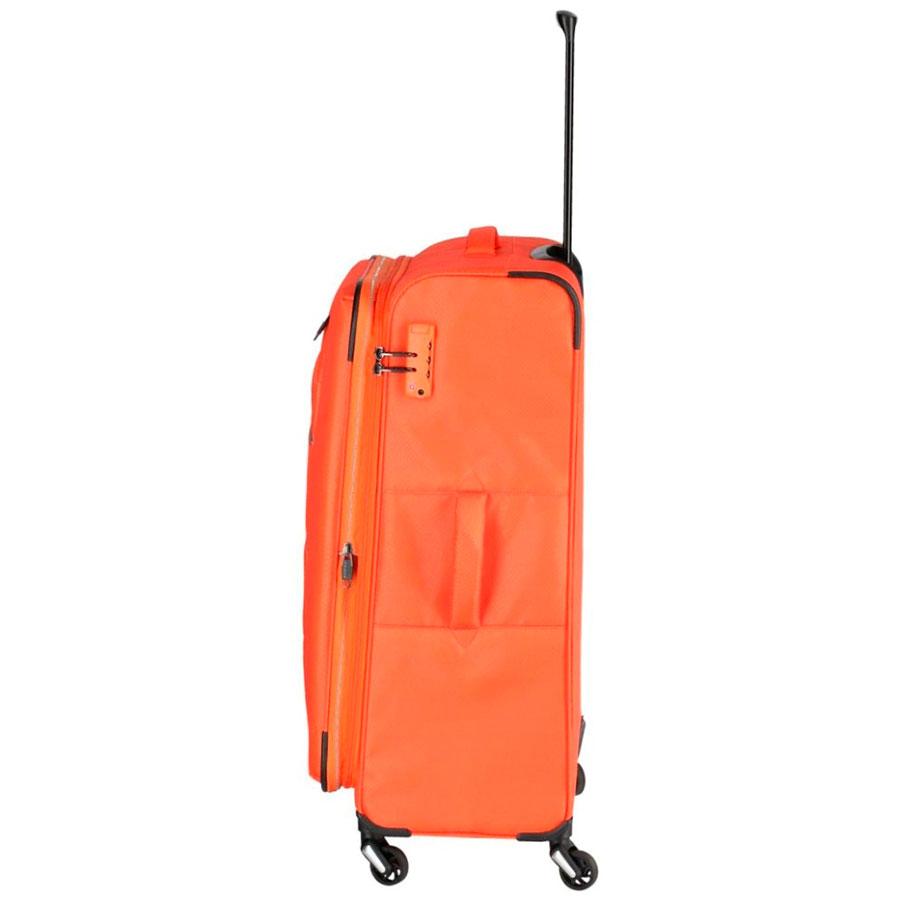 Оранжевый чемодан Travelite Kite 42x64x27/31см