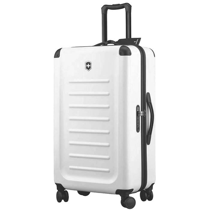 Белый чемодан 82х56х29см Victorinox Spectra 2.0 очень большого размера