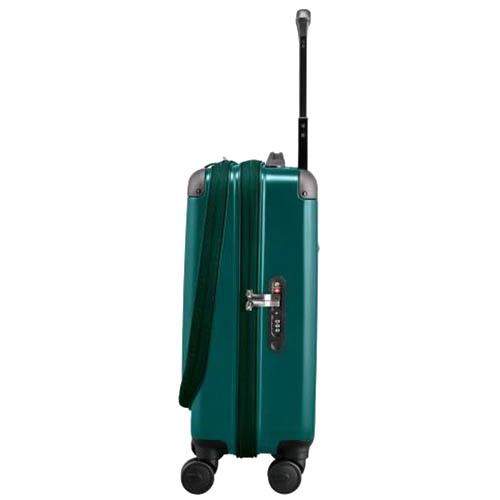 Зеленый бизнес-кейс 55х38х20см Victorinox Spectra 2.0 размера ручной клади