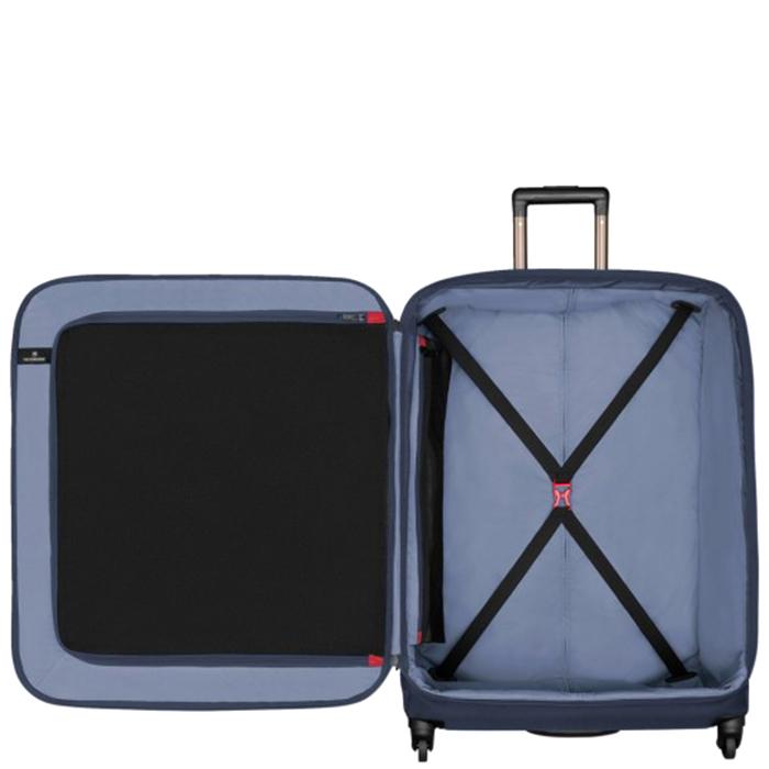 Синий чемодан 67х46х30см Victorinox Avolve 3.0 среднего размера для путешествий