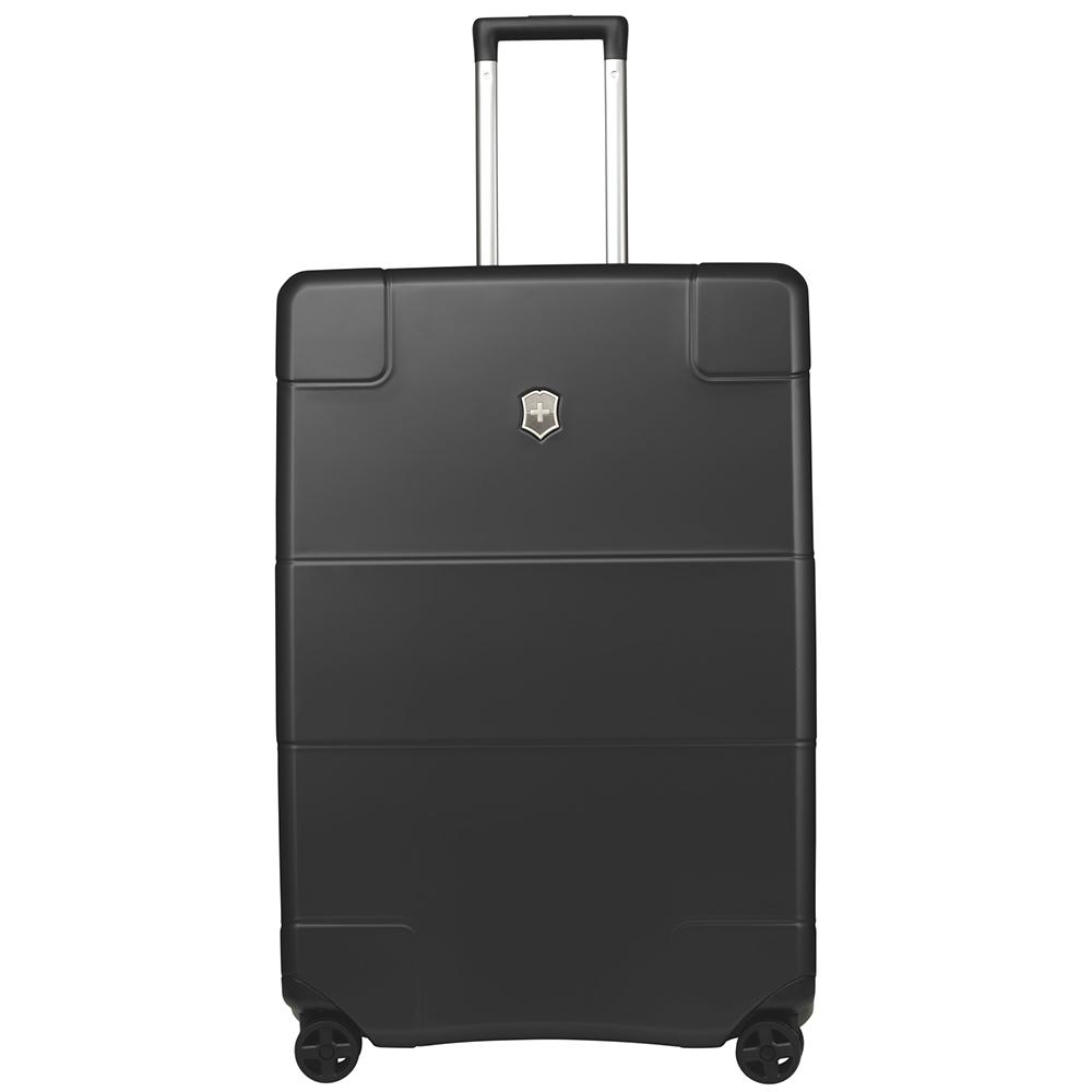 Большой чемодан 75х50х32см Victorinox Lexicon с корпусом черного цвета