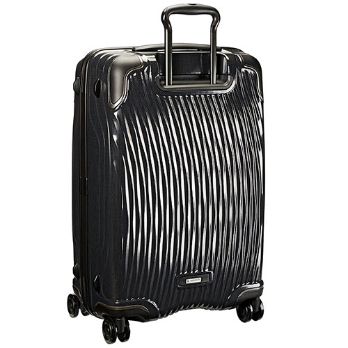 Черный чемодан Tumi Latitude Short Trip Packing Case 68х45х28см, фото
