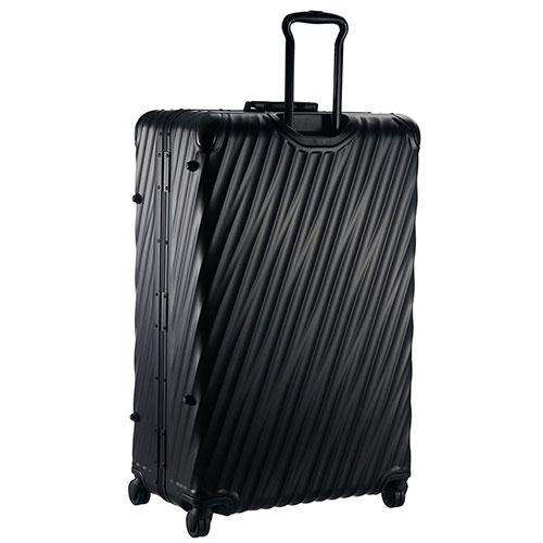 Черный чемодан Tumi 19 Degree Aluminum Matte Black Worldwide 86,5х56х32см, фото