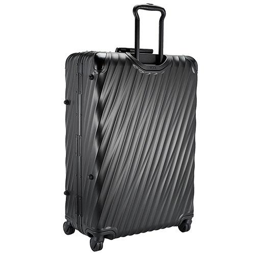 Черный чемодан Tumi 19 Degree Aluminium 77,5х52х28см, фото