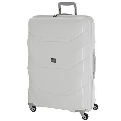 Набор чемоданов March Vienna с корпусом белого цвета, фото