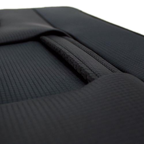 Набор черных чемоданов March Quash на молнии, фото