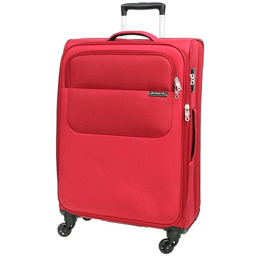 Набор чемоданов красного цвета March Carter SE для путешествий, фото