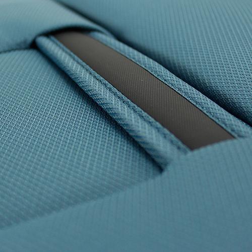Чемодан большого размера 77х29х47см March Flybird с корпусом голубого цвета, фото