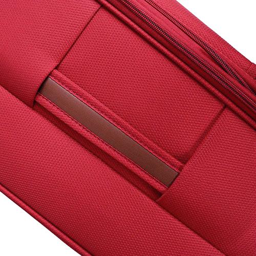 Среднего размера чемодан 67x42x26см March Flybird красного цвета для путешествий, фото