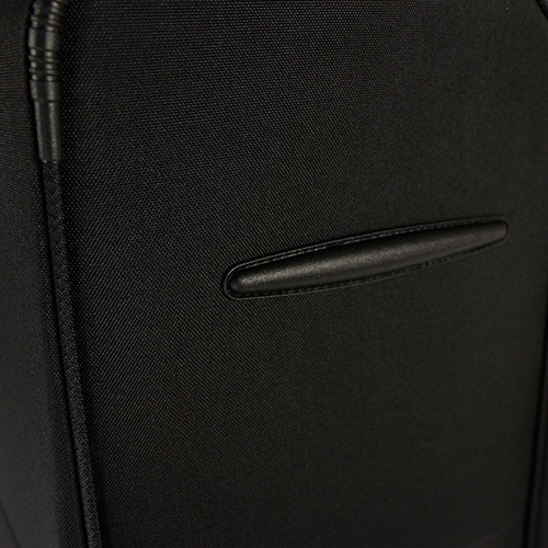 Большой чемодан 77х47х29см March Focus с корпусом черного цвета, фото