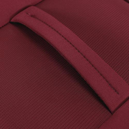 Бордовый чемодан 67x43x26см March Focus среднего размера с функцией расширения, фото