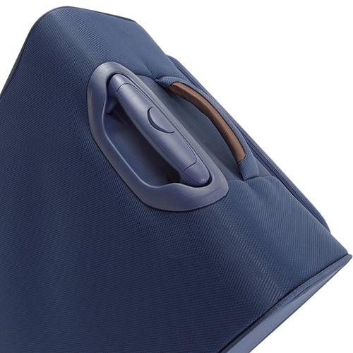 Чемодан большого размера 77х47х30см March Lite в синем цвете, фото
