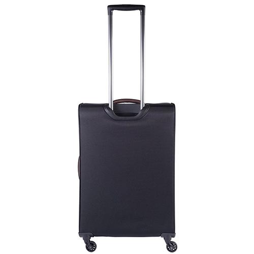 Набор чемоданов March Lite с корпусом черного цвета, фото