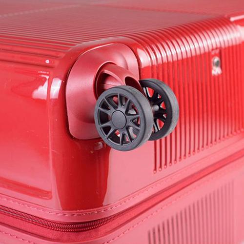Чемодан среднего размера 66x25x46см March Avenue в красном цвете для путешествий, фото
