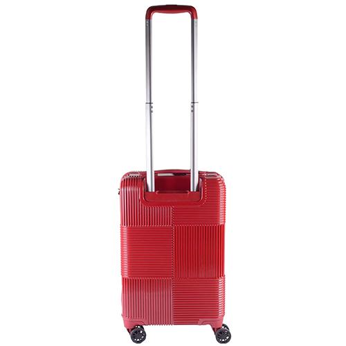 Маленький красный чемодан 55х35х21,5см March Avenue с замком блокировки TSA, фото