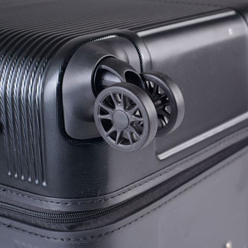 Чемодан черного цвета 55х35х21,5см March Avenue размера ручной клади, фото