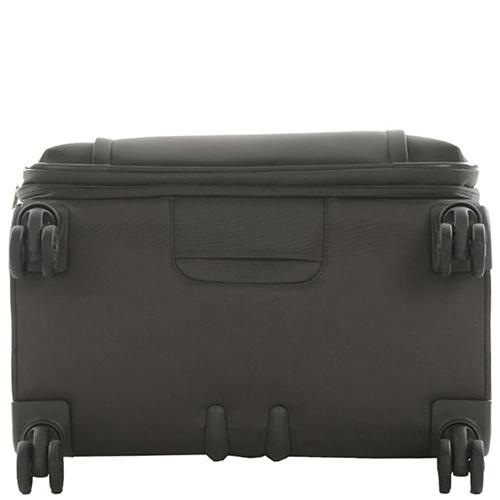 Зеленый большой чемодан 78х48х29-32см Roncato Zero Gravity Deluxe с функцией расширения, фото