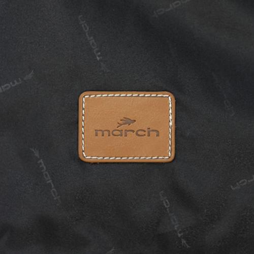 Набор черный чемоданов March Cosmopolitan с замком блокировки TSA, фото