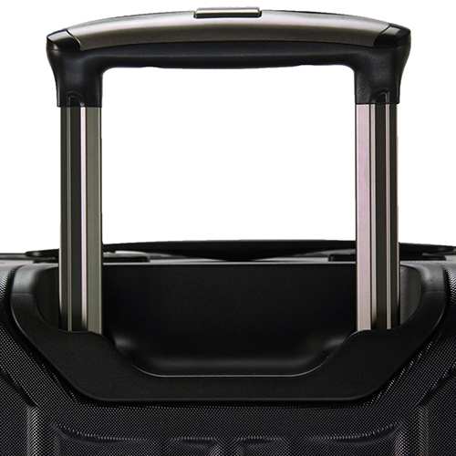 Чемодан серого цвета 66x46x25см March Cosmopolitan среднего размера из поликарбоната, фото
