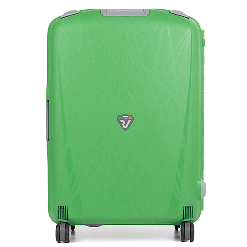 Набор чемоданов Roncato Light зеленого цвета для путешествий, фото