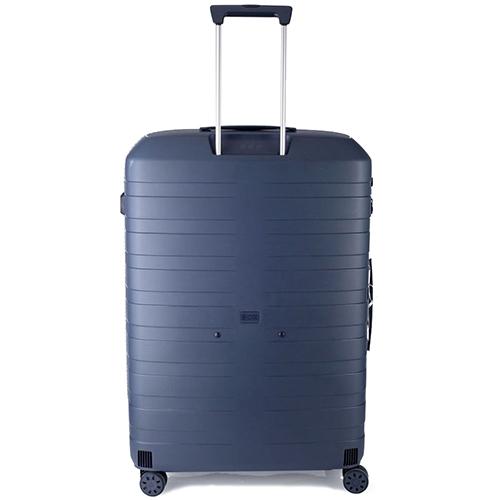 Черный чемодан среднего размера 69x46x26см Roncato Box 2.0 для путешествий, фото