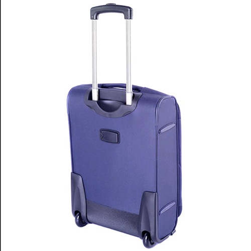 Синий чемодан 52х36х20см Puccini Camerino размера ручной клади, фото