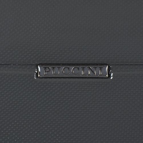 Чемодан очень большого размера 80x51x29см Puccini PC005 с корпусом цвета антрацит, фото