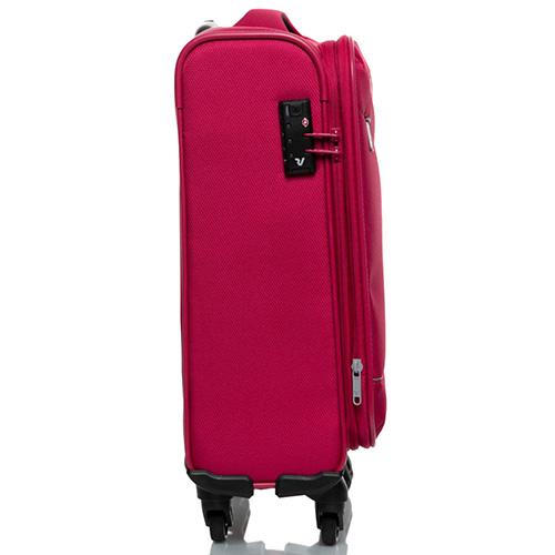 Дорожный чемодан 55х35х20см Roncato Jazz маленького размера, фото