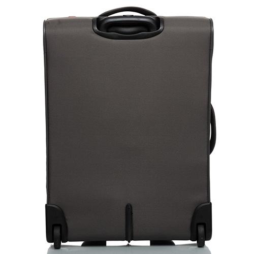 Средний чемодан 67x44x27-31см Roncato Ironik цвета антрацит, фото