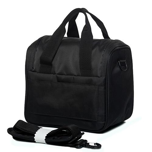 Дорожная косметичка для одежды 26х27х19см Roncato Speed черного цвета, фото