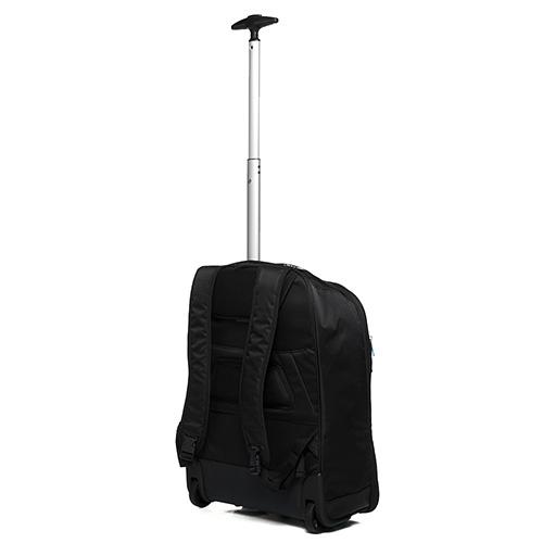 Дорожный рюкзак 55x40x20см Roncato Speed черного цвета, фото