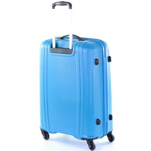 Чемодан 50x70x28см Puccini PC-015 средний голубого цвета, фото