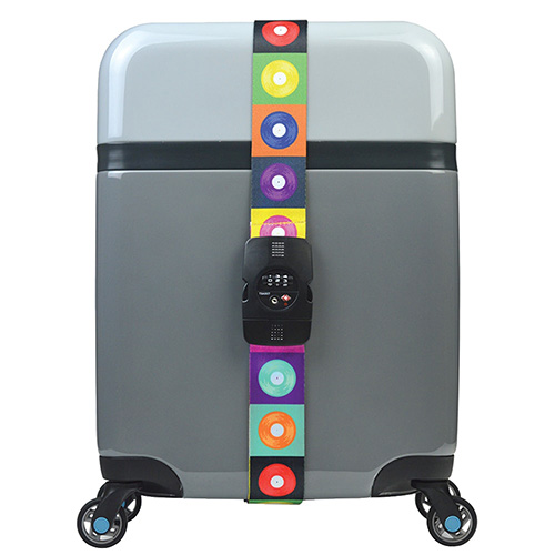 Ремень для чемодана BG Berlin Glam TSA, фото