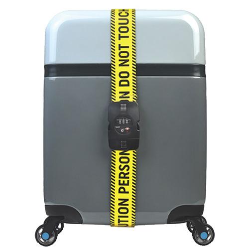 Ремень для чемодана BG Berlin Caution TSA , фото
