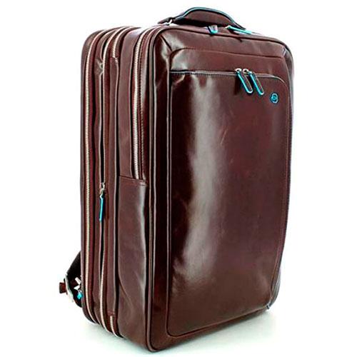 Сумка-рюкзак Piquadro Bl Square с отделением для ноутбука, фото