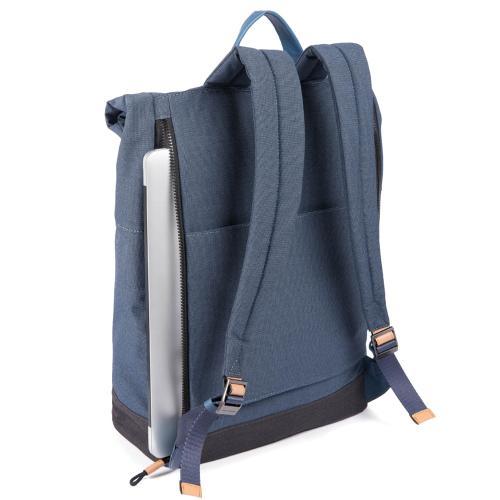 Рюкзак Piquadro Blade в синем цвете, фото