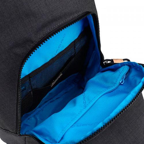 Моно-рюкзак Piquadro Blade черного цвета, фото