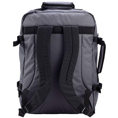 Серая сумка-рюкзак CabinZero 44л, фото
