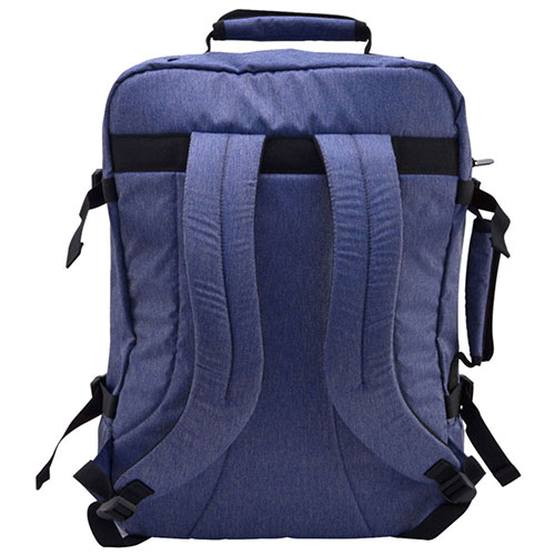 Синяя сумка-рюкзак CabinZero 44л, фото