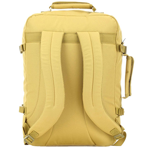 Желтая сумка-рюкзак CabinZero 44л, фото