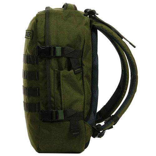 Сумка-рюкзак CabinZero в зеленом цвете 28л, фото