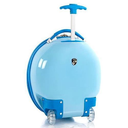 Детский чемодан Heys Hasbro My Little Pony голубого цвета, фото
