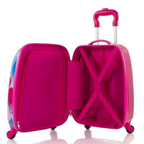 Розовый чемодан Heys Hasbro My Little Pony среднего размера, фото