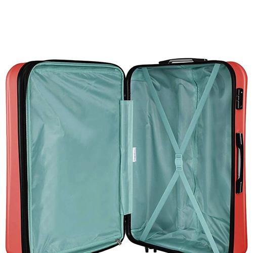 Красный чемодан IT Luggage Mesmerize Cayenne 81х55х34см, фото