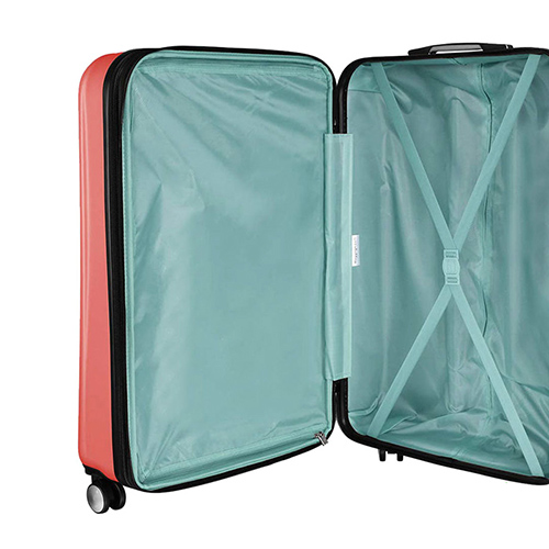 Красный чемодан IT Luggage Mesmerize Cayenne 72х48х30см, фото
